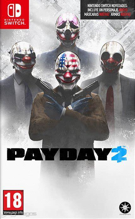 payday   nintendo switch djuegos