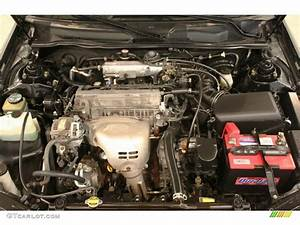 2000 Toyota Camry Ce 2 2l Dohc 16v 4 Cylinder Engine Photo