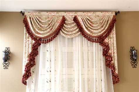 Beauty Swag Kitchen Curtains