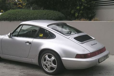 Sold Porsche 911 Carrera 4 Coupe Auctions Lot 7 Shannons