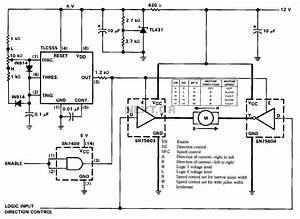 bidirectional motor control circuit impremedianet With control circuit