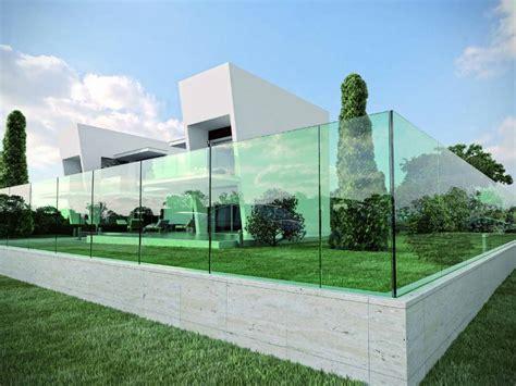 recinzioni per terrazzi protezioni trasparenti per scale terrazzi e recinzioni