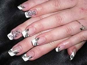 Modele Ongle Gel : ongles en gel page 5 sur 7 deco ~ Louise-bijoux.com Idées de Décoration