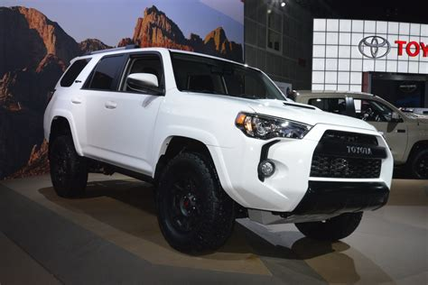 toyota brings rugged trd pro models  la carscoops