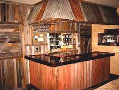 Rustic Home Bar Designs by Western Style Home Bar Theme