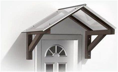front door wood awnings canopies automatic awnings diy