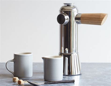 And you'd rather not invest in a bulky, expensive machine for your home (what are they. Freud Stovetop Espresso Maker » Gadget Flow
