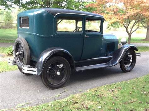 Model A Ford For Sale by 1928 Ford Model A For Sale In Pennington New Jersey