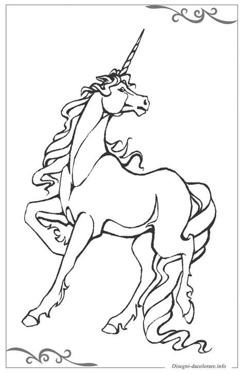 unicorno da stare e colorare per bambini disegni per bambini da colorare unicorno