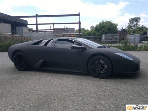 Reventon Matte Grey Lamborghini Murcielago
