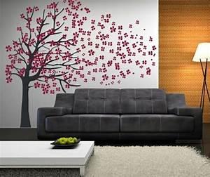 3d Wandgestaltung Selber Machen : 120 wohnzimmer wandgestaltung ideen ~ Sanjose-hotels-ca.com Haus und Dekorationen
