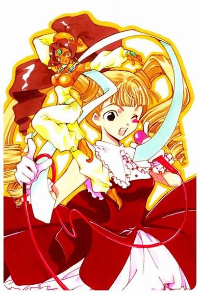 Angelic Layer Ringo Seto Sakura Anime Wallpapers