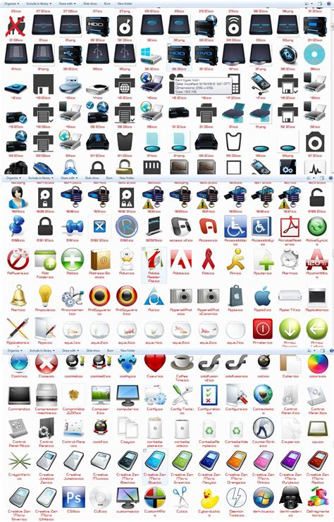 A Pack Of 64 New Folder Icons Dr Folder 2 1 5 0 With Key 1670 Bonus Icons Pack Free