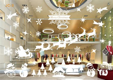 new year home decor 8 styles 72cm 52cm happy new year decorations home decor store wall sticker decals pvc christmas