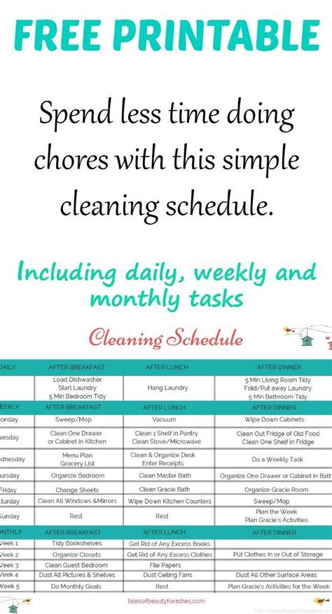 A Simple Weekly Cleaning Schedule  Tales Of Beauty For Ashes. Playboy Magazine Covers. Office Of Graduate Studies. Photo Collage Template Free. Missing Person Flyer. Invitations Online Free Printable. Footer Html Css Template. Family History Book Template. Business Plan Excel Template