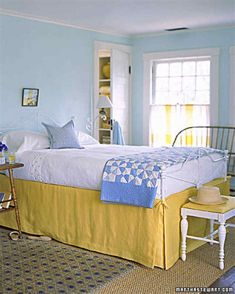yellow and blue bedroom yellow rooms martha stewart 17894 | mla 0998 bedroom xl