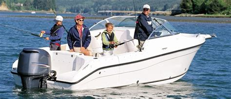 Top Fishing Boat Brands by Fish Ski Boats Discover Boating Canada