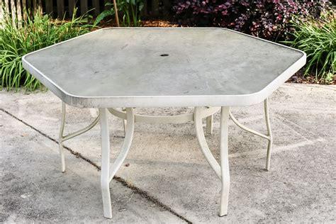 Done Wright Home Improvement How To Revive A Patio Table. Concrete Patio Upkeep. Slate Patio Durability. Diy Patio Gas. Diy Patio Kits Australia. Outside Porch Rocking Chairs. Patio Roof Design. Patio Brick Remover. Concrete Patio Ideas Houzz