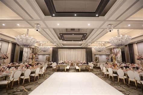 modern wedding venue legacy ballroom labanquets