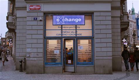 Bureaux De Change à Prague  Avantgarde Prague