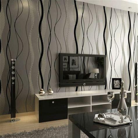 Wohnzimmer Gestalten Mit Tapeten by Vliestapeten Die Frische Ins Wohnzimmer Bringen