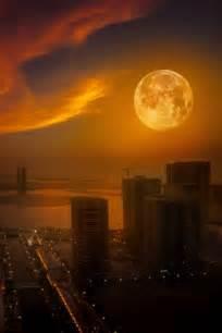 Full Moon Over City Harvest