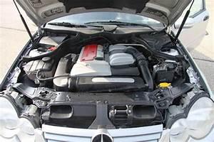 2002 Mercedes C230 Kompressor Sport Coupe W203 6 Speed