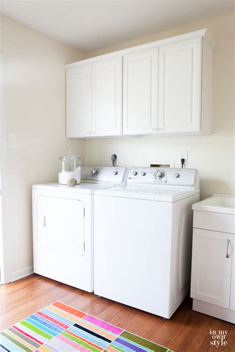 easy way to hang cabinets mudroom update with true value in my own style
