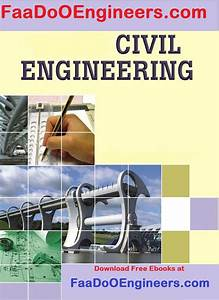 Free Download Civil Engineering Ebooks   Notes