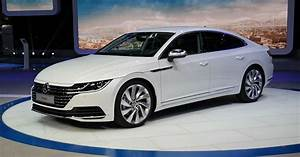 First Look At The 2018 Vw Arteon