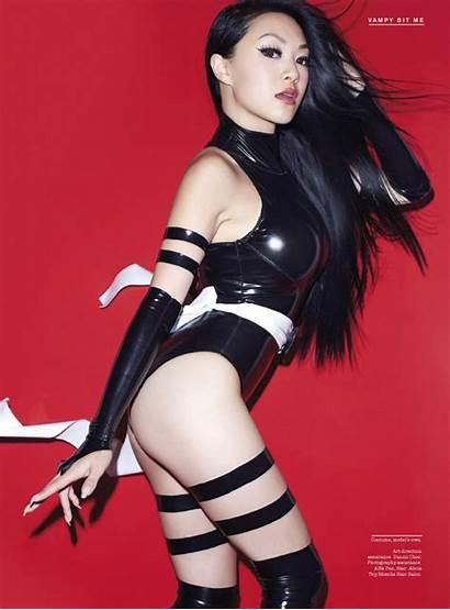 Vampy Linda Bit Le Fhm Magazine Singapore