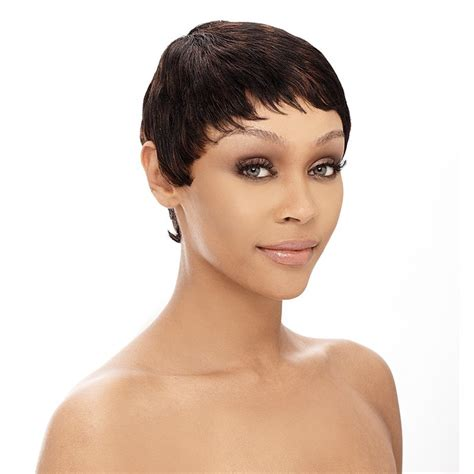 short hairstyle wigs  black women woman fashion