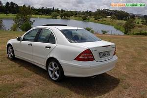 2004 Mercedes Benz C200 Auto Elegance  Face Lift  Used Car For Sale In Durban Central Kwazulu