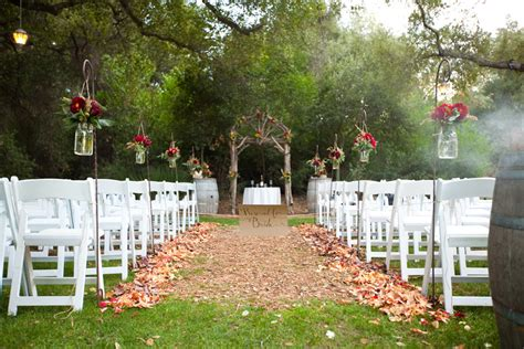 Country Rustic Wedding At Temecula Creek Inn