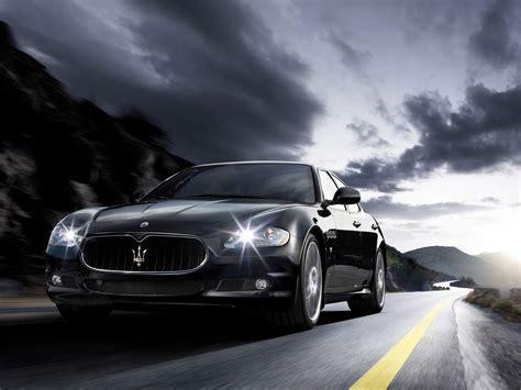Maserati Quattroporte S Sport Car Hd Wall