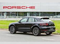 New Porsche Macan Carbon Accessories by LARTE Design