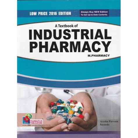 Industrial Pharmacy by Text Books M Pharmacy Industrial Pharmacy M Pharmacy