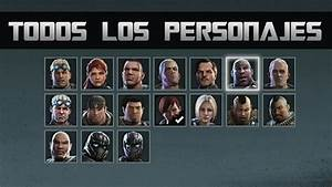 Gears Of War Judgment All Characters Todos Los