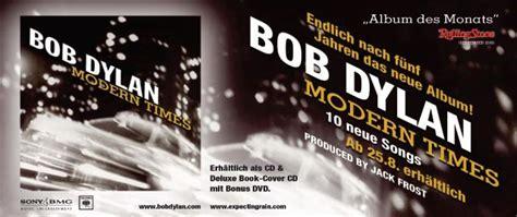 bob modern times bob modern times lyrics