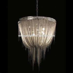 Modern interior decoration chandelier project pendant