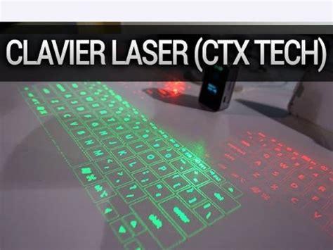 clavier laser ctx virtual technologies  au