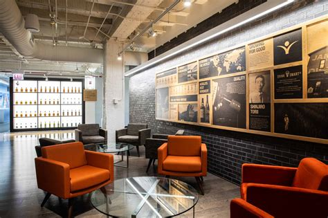 office cool lounge designs chicago coolest business chair crain offices beam suntory fices inspirational