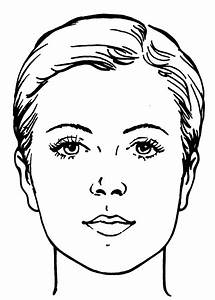 Blank Face Drawing At Getdrawings