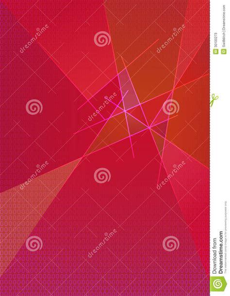 fondo geom 233 trico rojo abstracto con las l 237 neas fotos de