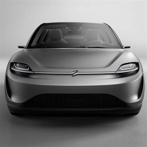 CES 2020: Sony Unveils Vision-S Electric Concept Car ...