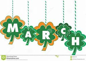 March Month Clip Art | Free Calendar