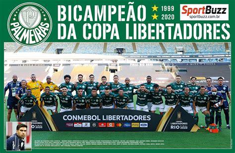Sportbuzz · Palmeiras é campeão da Libertadores; baixe o ...