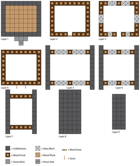 minecraft small house floor plans minecraft cabin by shadowdemon56 on deviantart