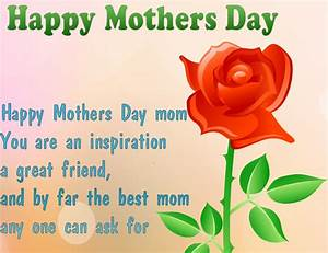 Happy Mother Day Quotes For Your Friends. QuotesGram