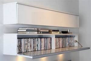 17 Unique And Stylish CD And DVD Storage Ideas For Small